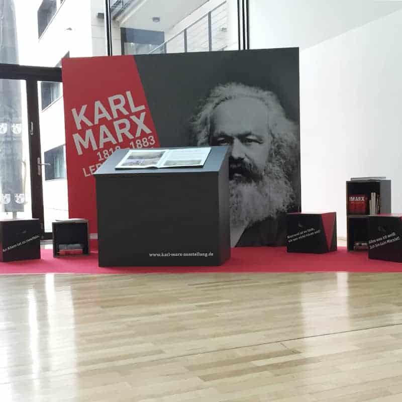 Karl Marx 800 Jahre 1