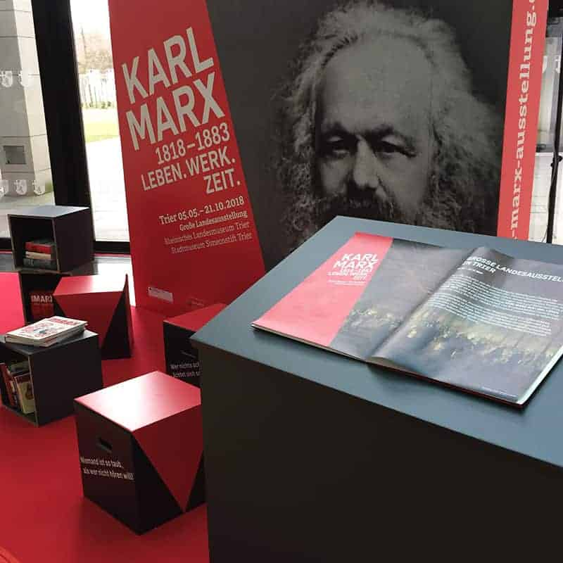 Karl Marx 800 Jahre 2