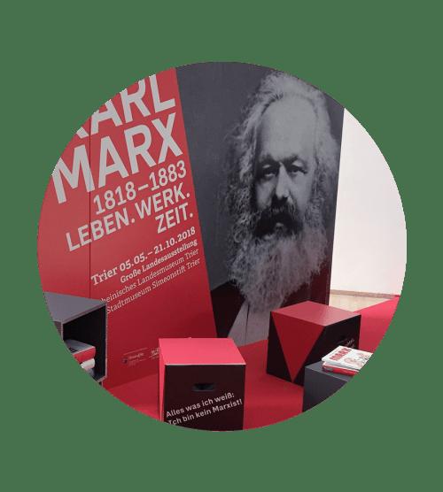 Karl Marx Ausstellung
