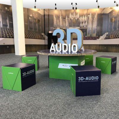 3dAudio